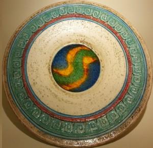 Ceramic Circle plate